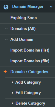 DNHAT Domain Manager Block